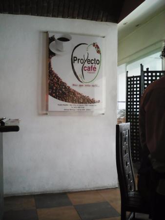 PROYECTO CAFE : interior