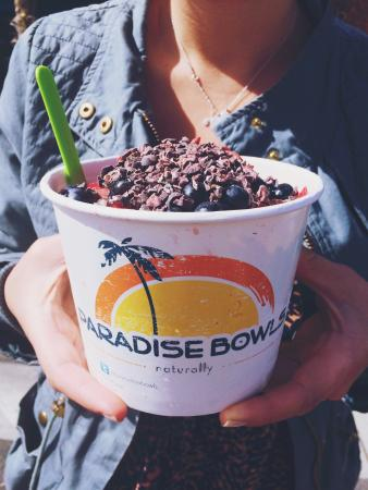 Photo of Restaurant Paradise Bowls at 919 Manhattan Ave, Manhattan Beach, CA 90266, United States