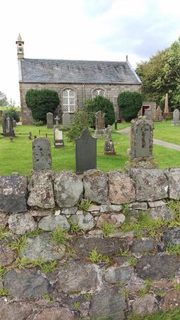 Ardgour, UK: Church near Inn