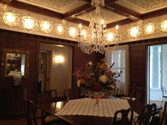 the cresent dining room very elegant picture of the crescent rh tripadvisor com
