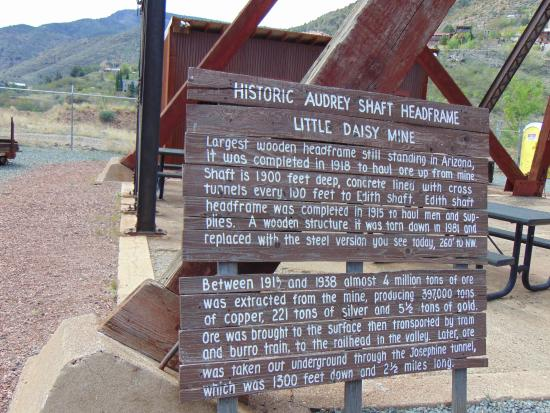 Jerome, AZ: Gain a little hisory at this momument