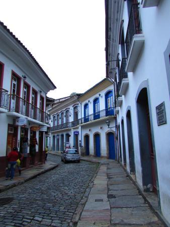 Rua dos Bancos