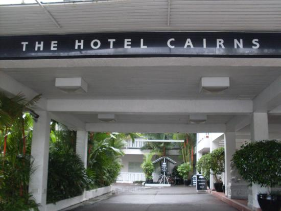 The Hotel Cairns: Attractive surrounds