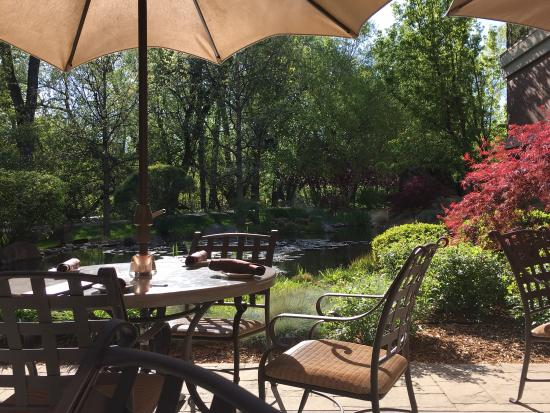 Cottonwood Grille: Outdoor Patio For Happy Hour