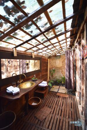 Bambu indah udang house