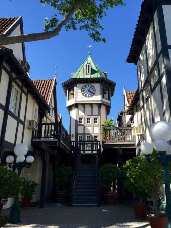 clock tower picture of wine valley inn cottages solvang rh tripadvisor com