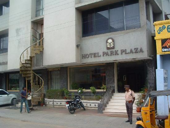 ホテル パーク プラザ