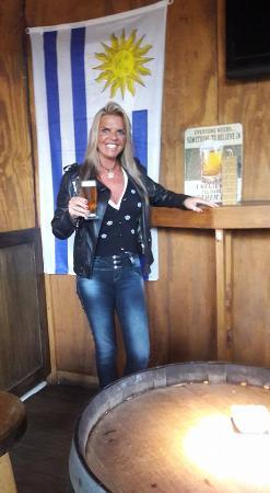 Mastra Cerveceria Artesanal: Excelente cerveja artesanal