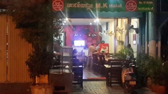 MK Halal Food