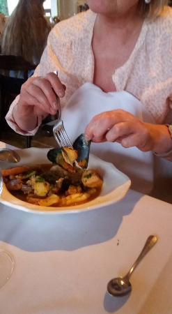 Patyntje: bouillabaisse