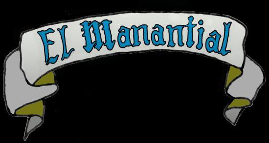 El Manantial : logo