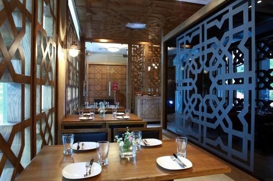 Afsona Restaurant One Of The Best And Most Authentic Designs Among All Uzbek Restaurants In
