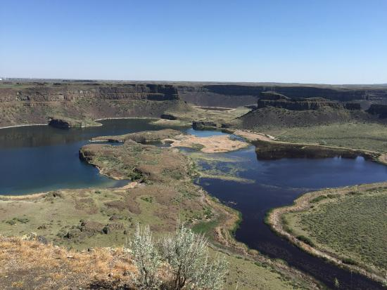 Dry Falls Interpretive Center