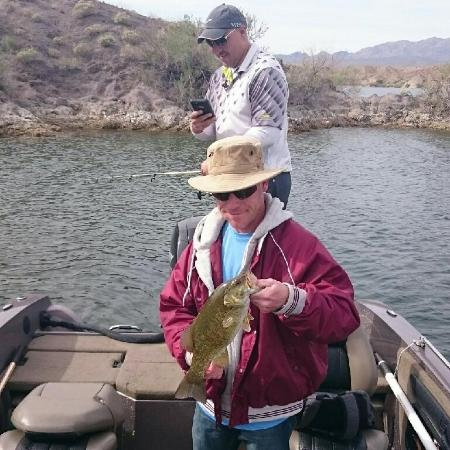 Las vegas fishing tours all you need to know before you for Fishing las vegas