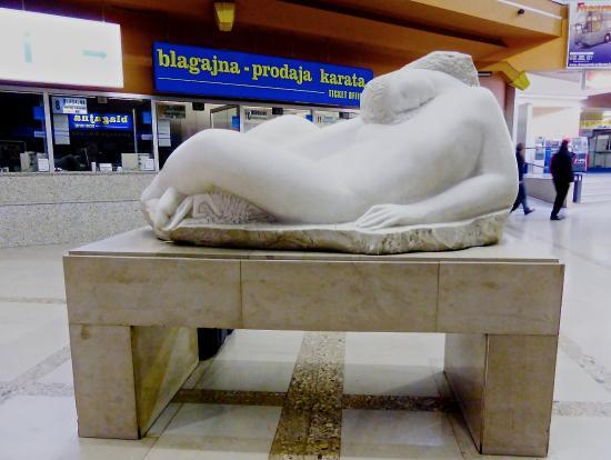 Autobusni Kolodvor Zagreb