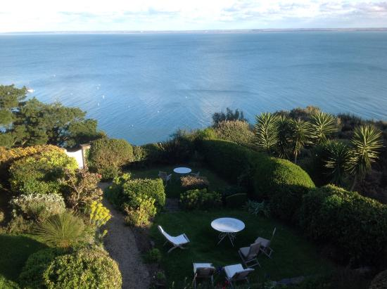 Hotel Restaurant Cancale Vue Mer