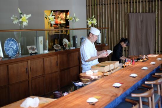 Sushi Suzuki Kosuke