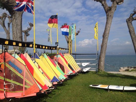 Claudio Lana  Professional Surf Center: I nostri Rigg