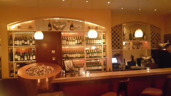 Vintage: The bar
