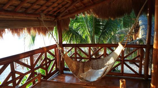 Balkon Mit Hangematte Picture Of The Coral Blue Oriental Beach