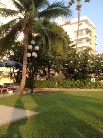 Jomtien Palm Beach Hotel & Resort Foto
