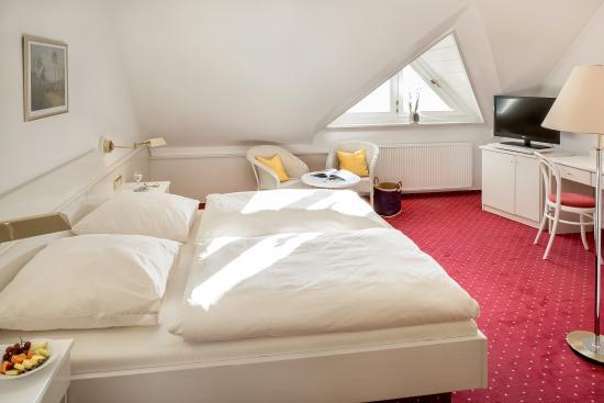 Duderstadt, Tyskland: Im Hotel DER KRONPRINZ ist jedes Zimmer ein Unikat.