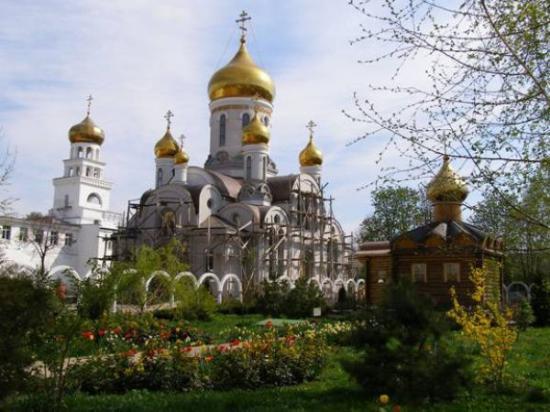 St. Iver Monastery