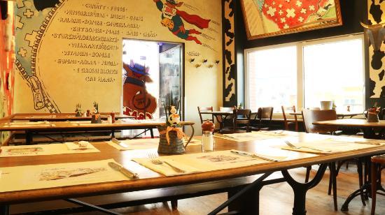 Die 10 besten restaurants in der n he von hauptbahnhof for Foodbar dietikon
