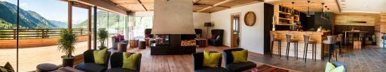 Santa Maddalena, Itália: Lounge