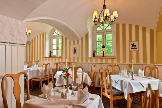 Romantik Hotel Dorotheenhof Weimar: Hotelrestaurant Le Goullon