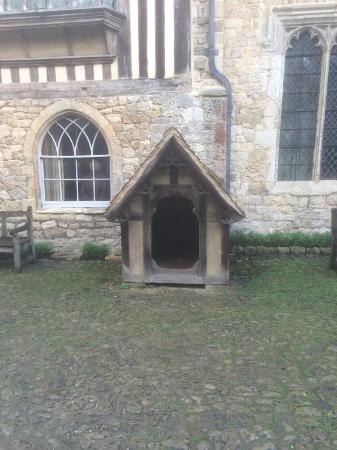 in the doghouse picture of ightham mote ightham tripadvisor rh tripadvisor ie