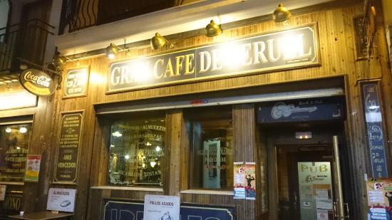 Gran Cafe De Teruel
