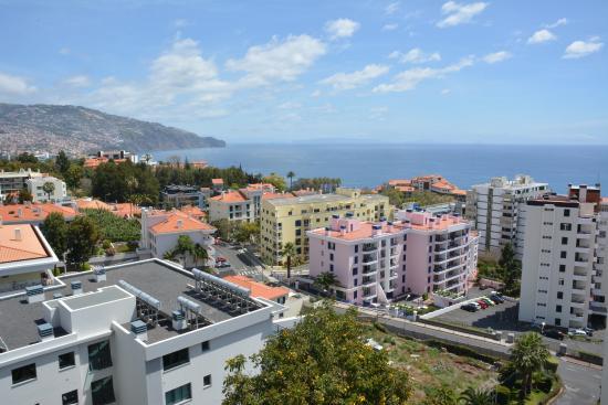 Dorisol Estrelicia: Eftermiddag från vår balkong