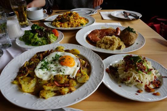 Nattererboden picture of wirtshaus nattererboden for Austrian cuisine