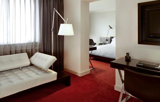 ปาร์คพลาซ่าวิคตอเรีย อัมสเตอร์ดัม: Urban Suite