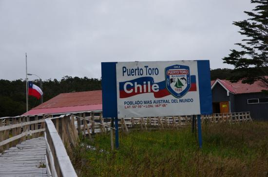 Puerto Toro صورة فوتوغرافية