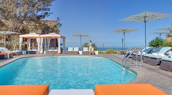 Del Mar, Kalifornia: L'Auberge_Pool_Cabana_Tight