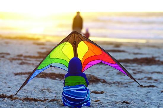 Del Mar, Kalifornia: L'Auberge_Kite