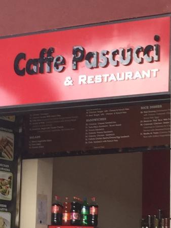 Welipenna, Шри-Ланка: Cafe