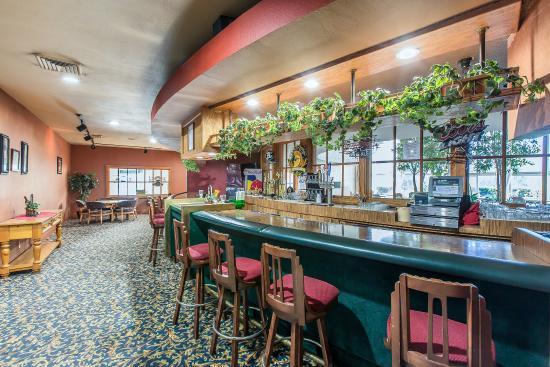 Clarion Inn & Suites: Bar