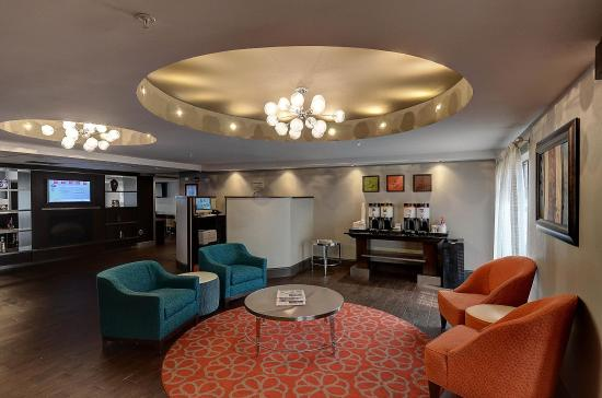 Bowie, MD: Lobby Lounge