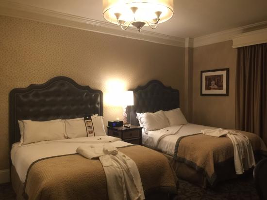 superior double room with 2 double bed picture of lenox hotel rh tripadvisor co za