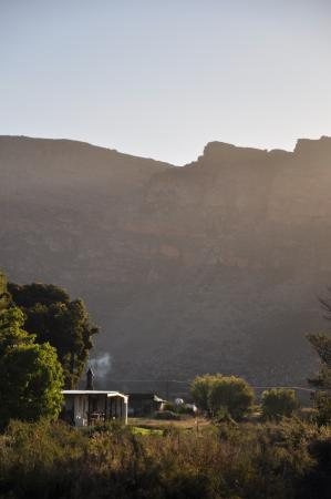 Clanwilliam, جنوب أفريقيا: View of the Hen House from Riverside Cottage