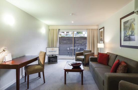 Somerset on Salamanca, Hobart: 2 Bedroom Deluxe