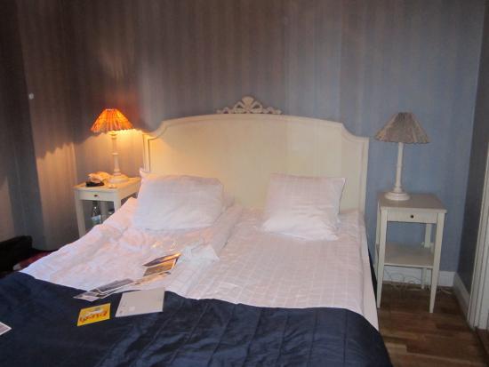 Scandic Gamla Stan: Queen bed!