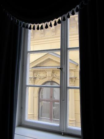 Scandic Gamla Stan: Very beautiful old building!