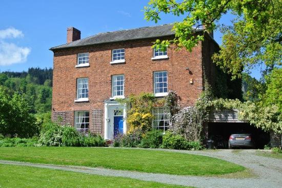 Criggion, UK: Brimford House