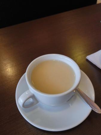 Chistopol, Rosja: Чай с чабрецом и молоком.
