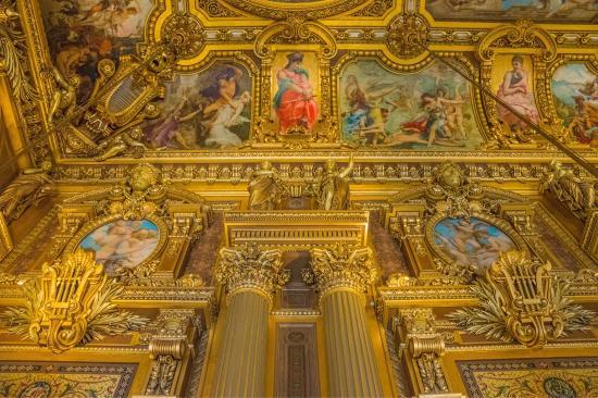 Paris, Frankreich: Opera Garnier