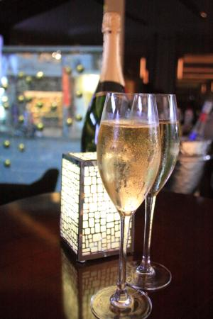Champagne Corner